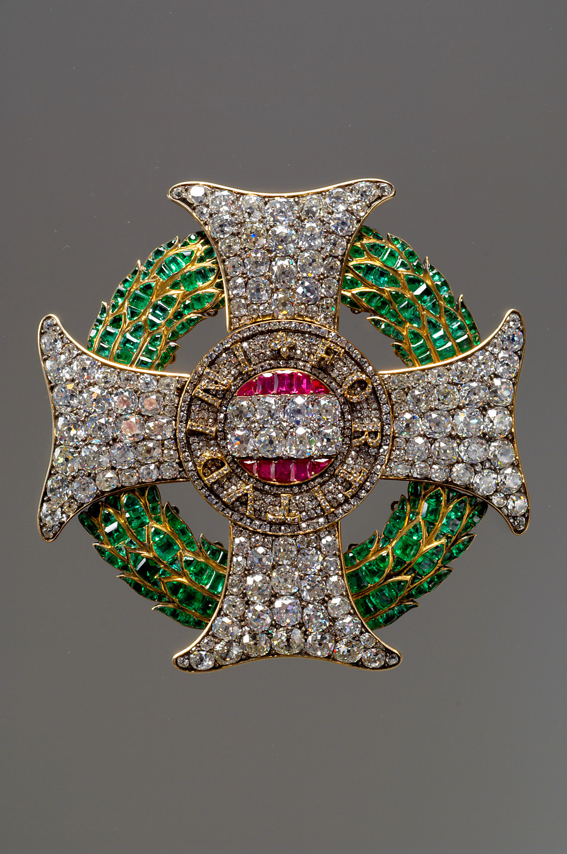 Großkreuz des Militär-Maria-Theresien-Ordens von J. A. Schöll