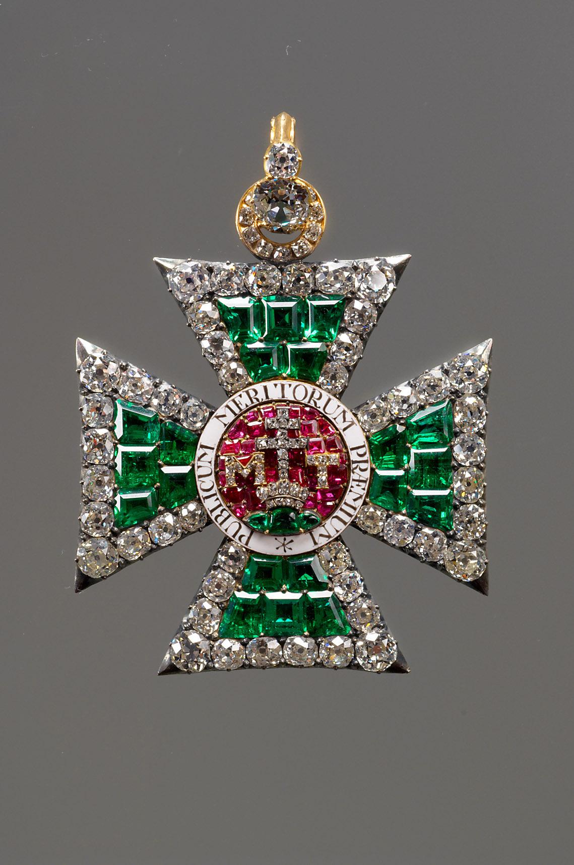 Kreuz des ungarischen St. Stephans-Ordens