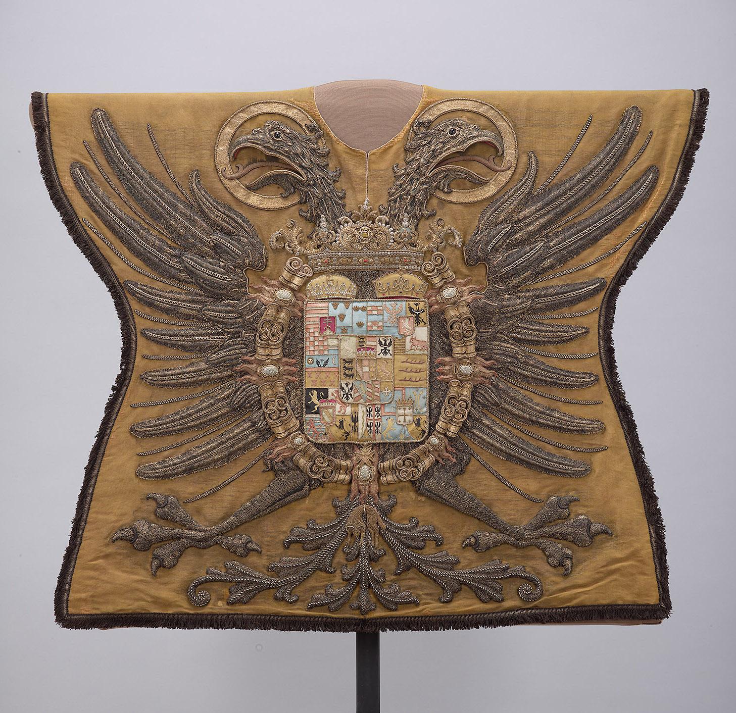 Wappenrock den Herold des Römischen Kaisers