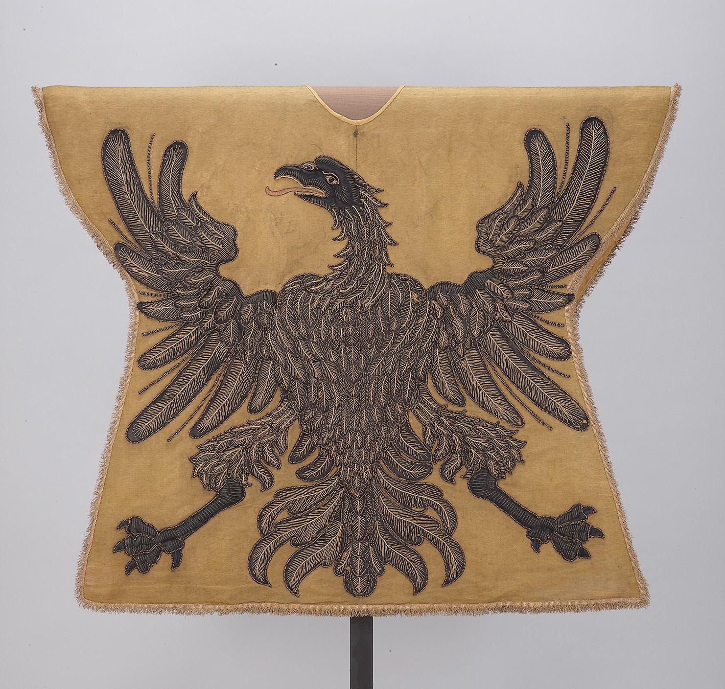 Wappenrock für den Herold des Römisch-Deutschen Königs