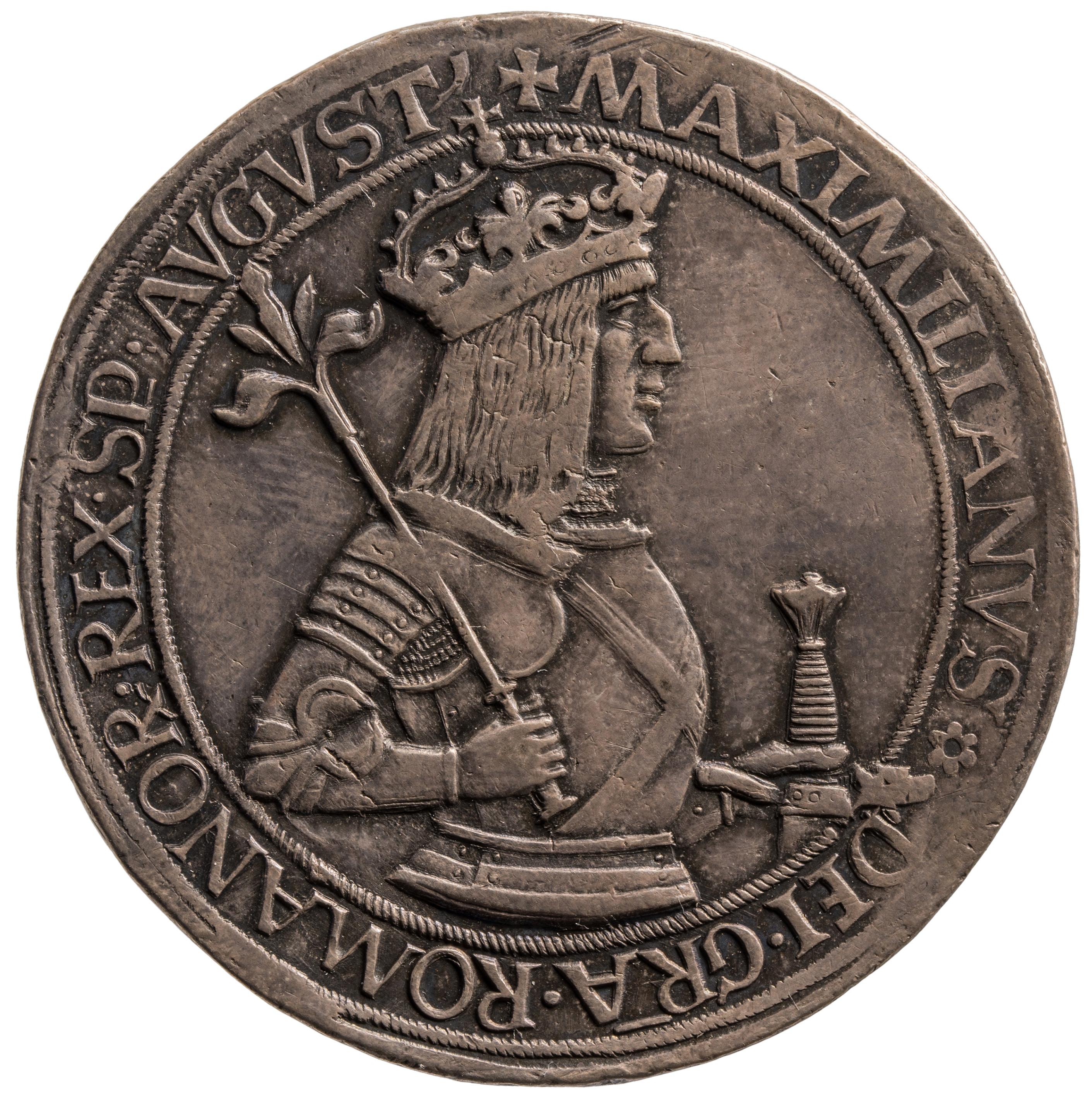 Haus Österreich: Maximilian I. von Maximilian I.