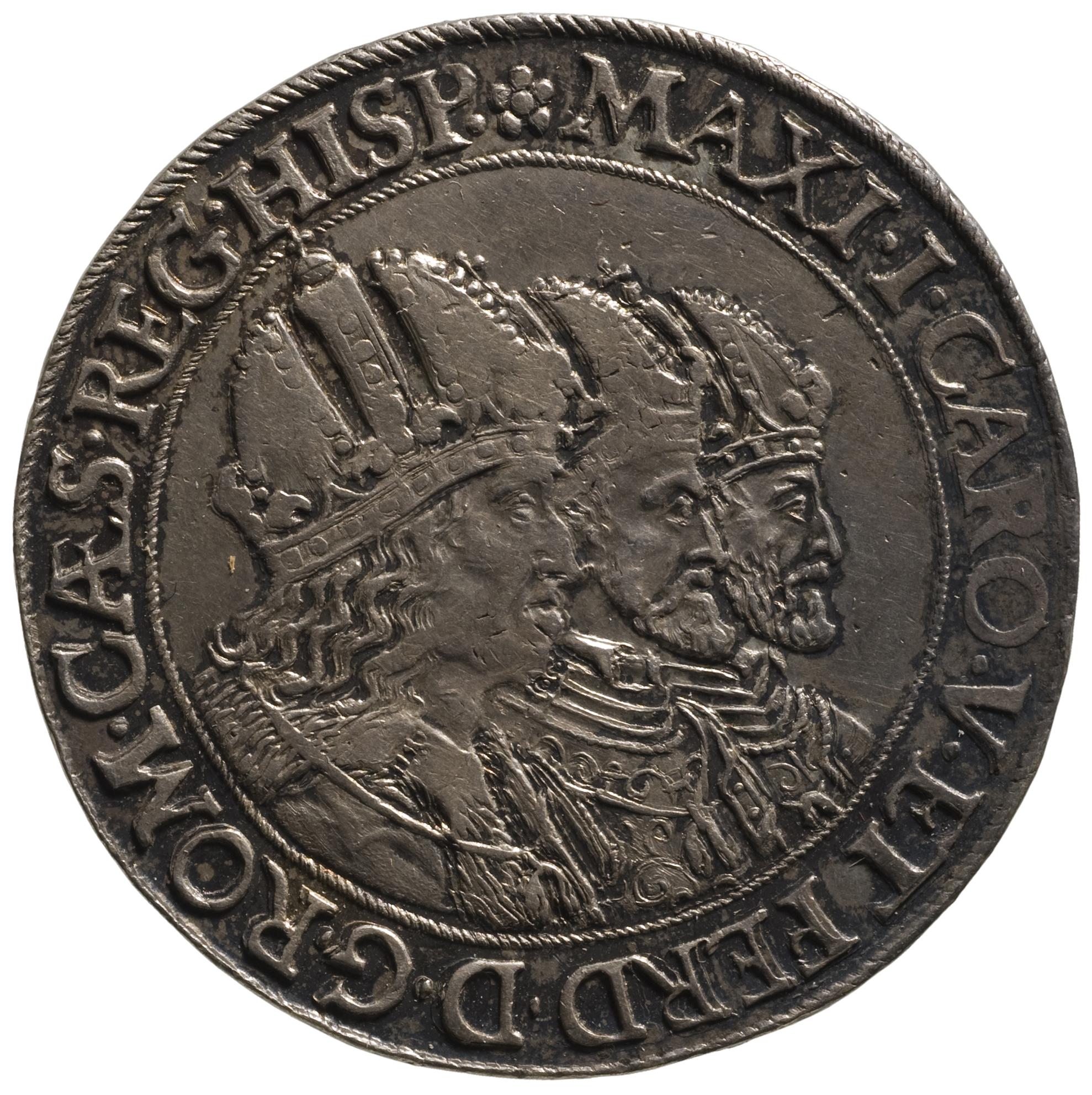 Haus Österreich: Dreikaisertaler von Rudolf II.