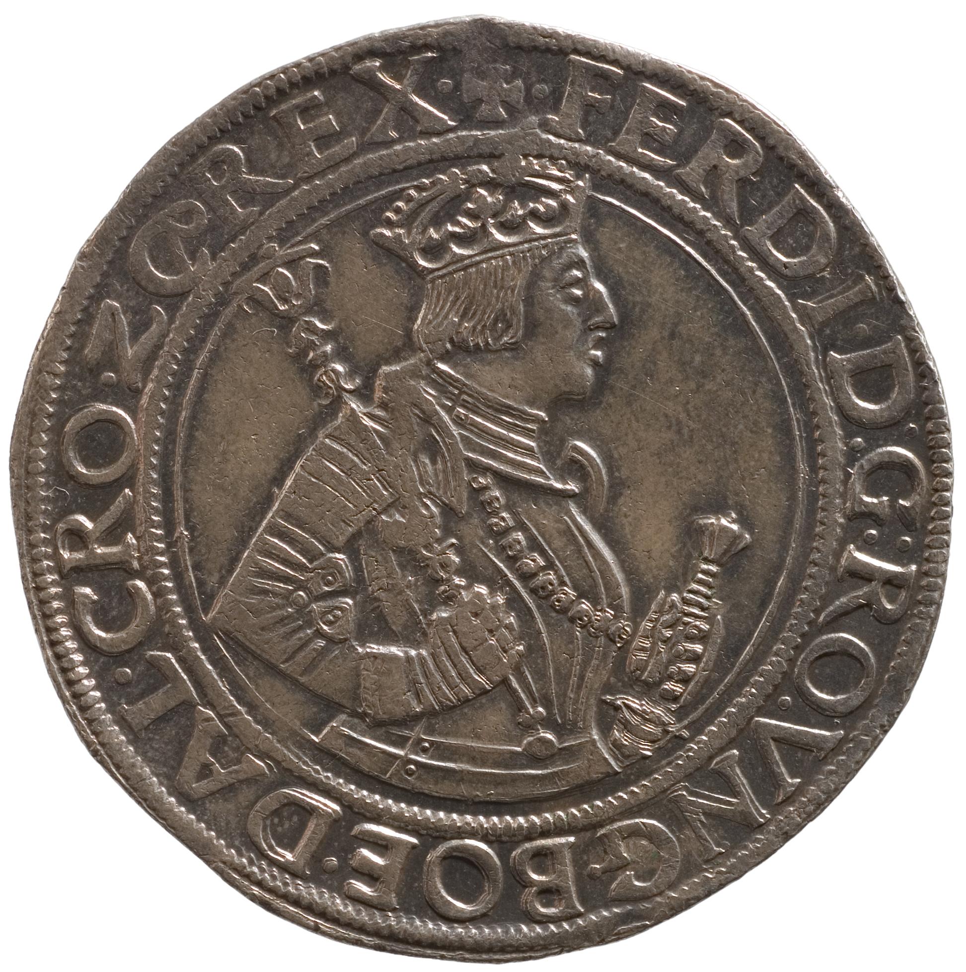 Haus Österreich: Ferdinand I. von Ferdinand I.