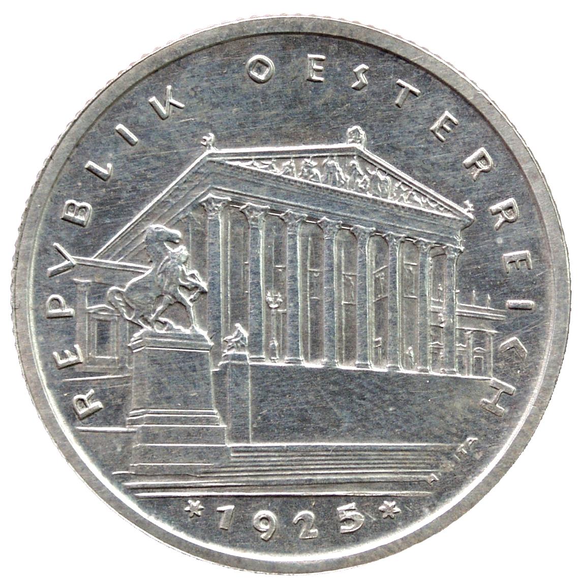Österreich: 1. Republik von Österreich 1. Rep.