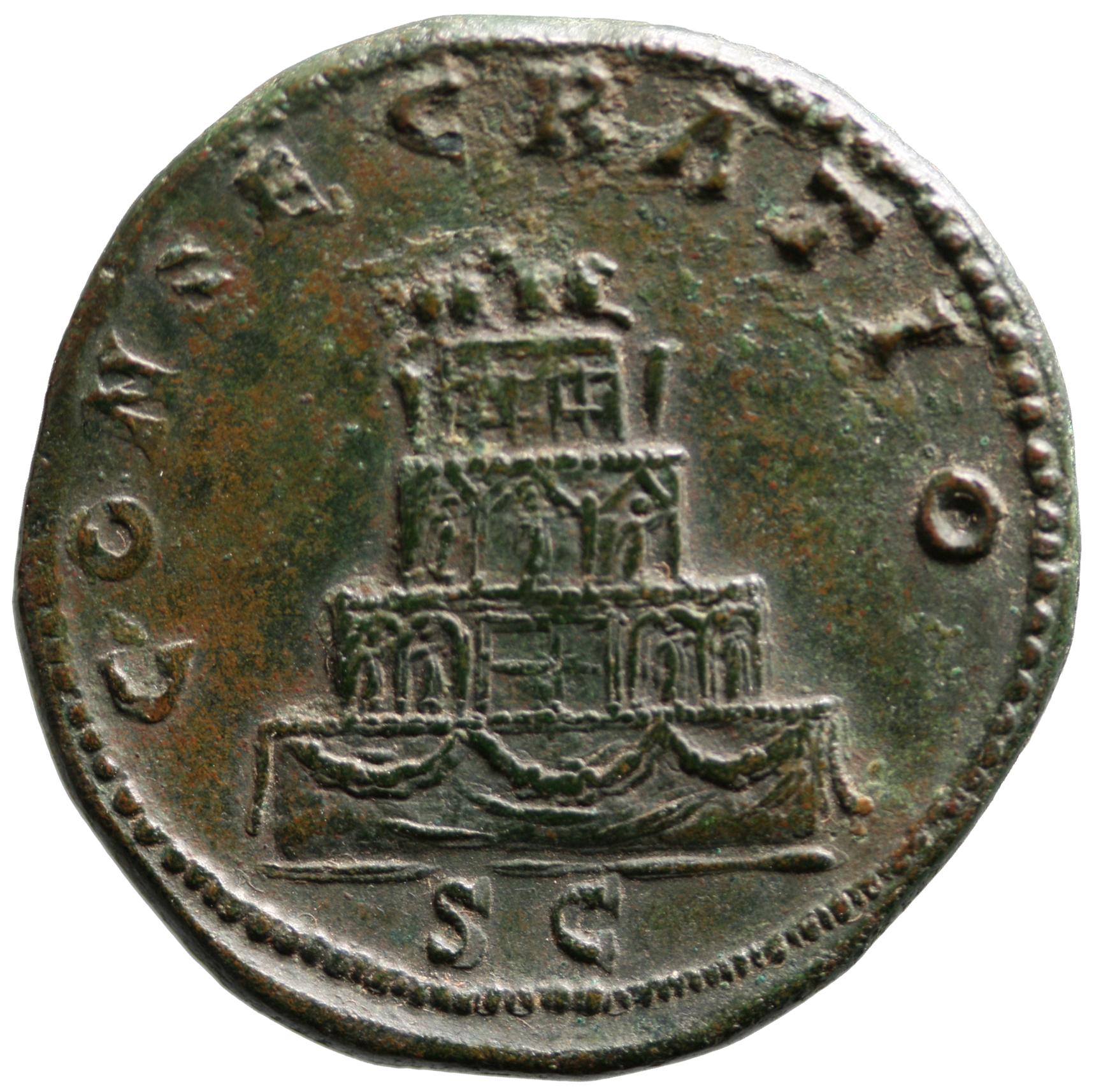 Divus Antoninus Pius von Divus Antoninus Pius