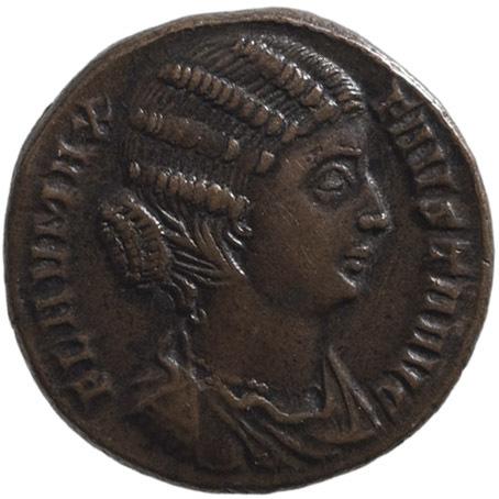 Fausta von Constantinus I. für Fausta
