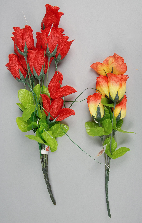 Altar-Ensemble: Blumenstrauß