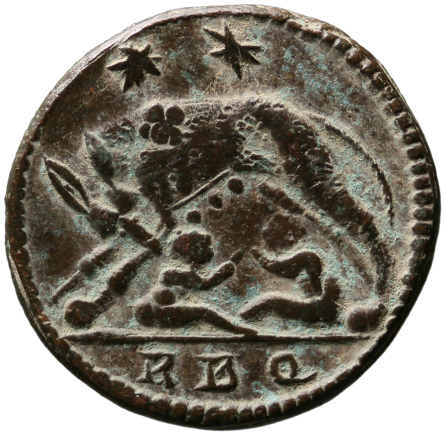 Urbs Roma von Constantinus I. für Urbs Roma