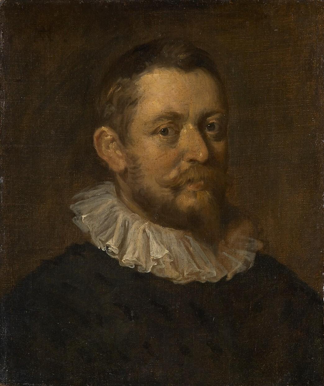 Der Maler Gaspar Rem (1542-1615/17) von Hans von Aachen