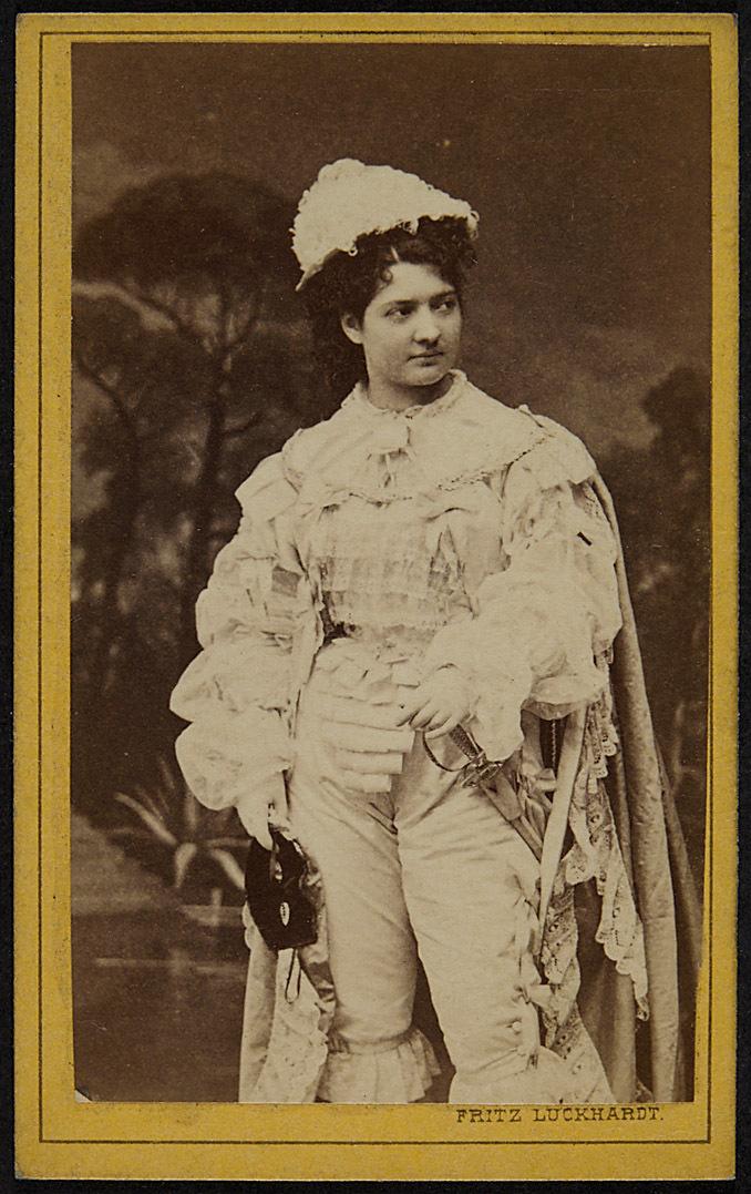 Caroline Finaly von Fritz Luckhardt, Wien