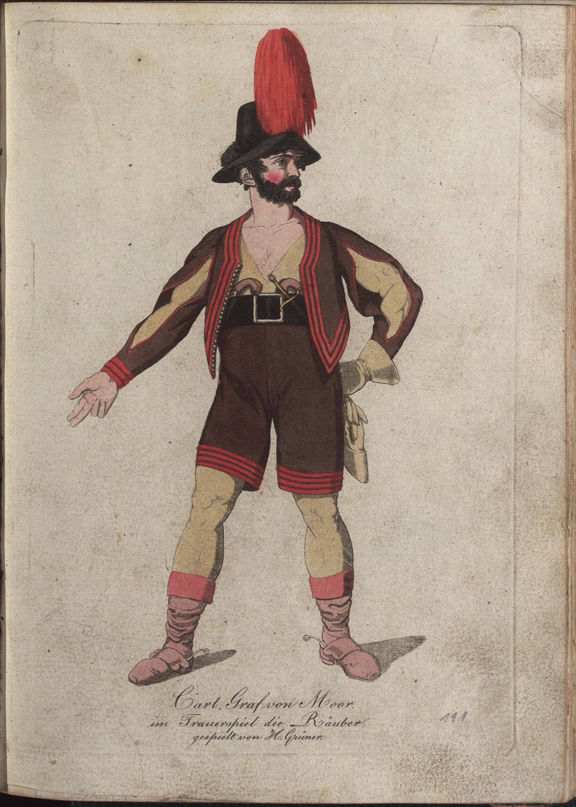 Die Räuber von Philipp von Stubenrauch