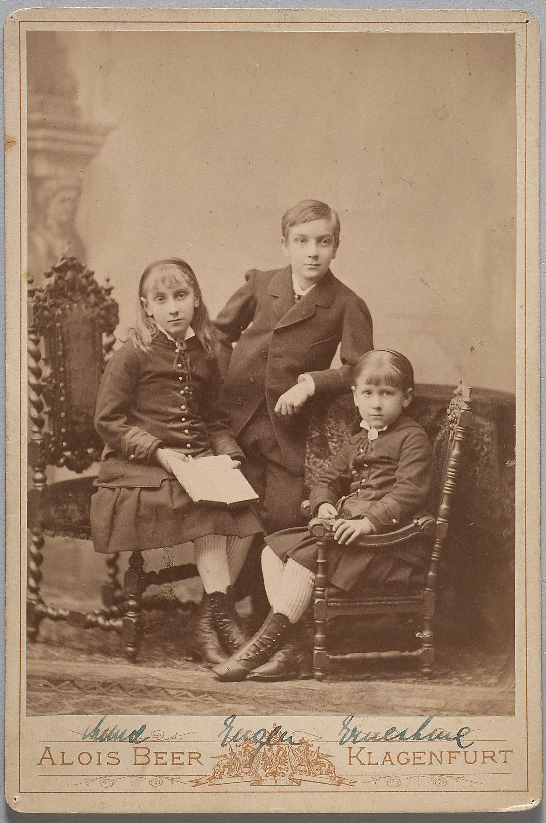 Familie Bellschan von Mildenburg von Hermann Bahr