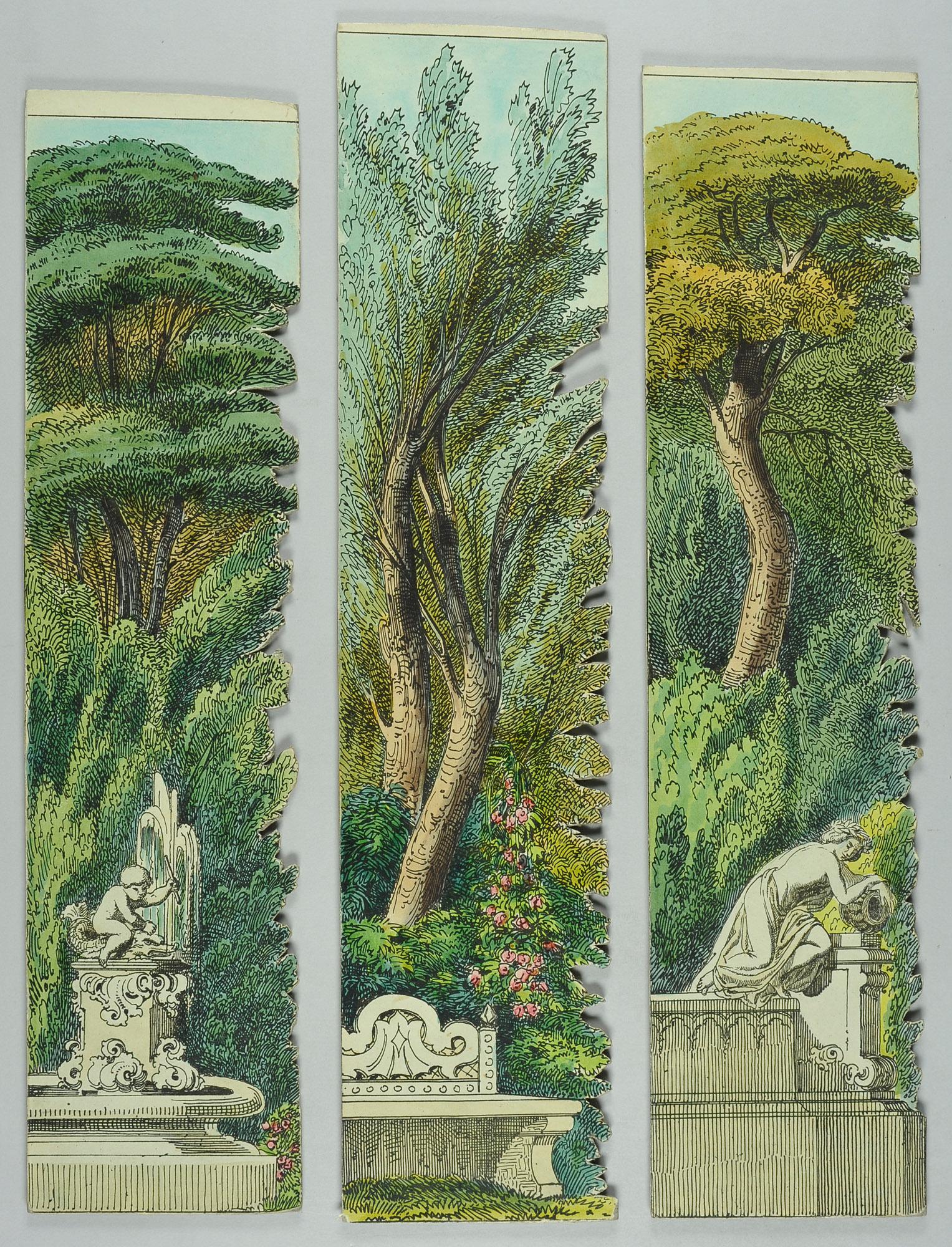 eleganter Garten von Matthias Trentsensky