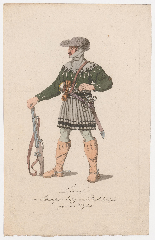 Friedrich Zahrt von Philipp von Stubenrauch