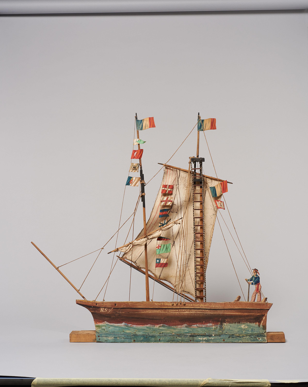 Segelschiff von (nicht vergeben)