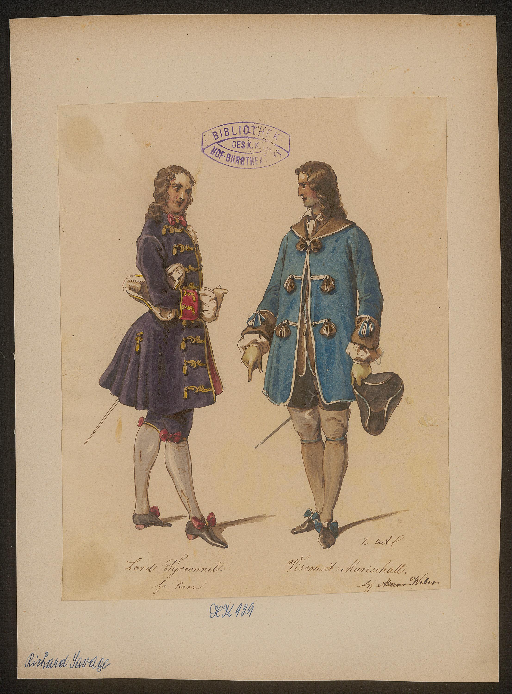 Richard Savage von Philipp von Stubenrauch