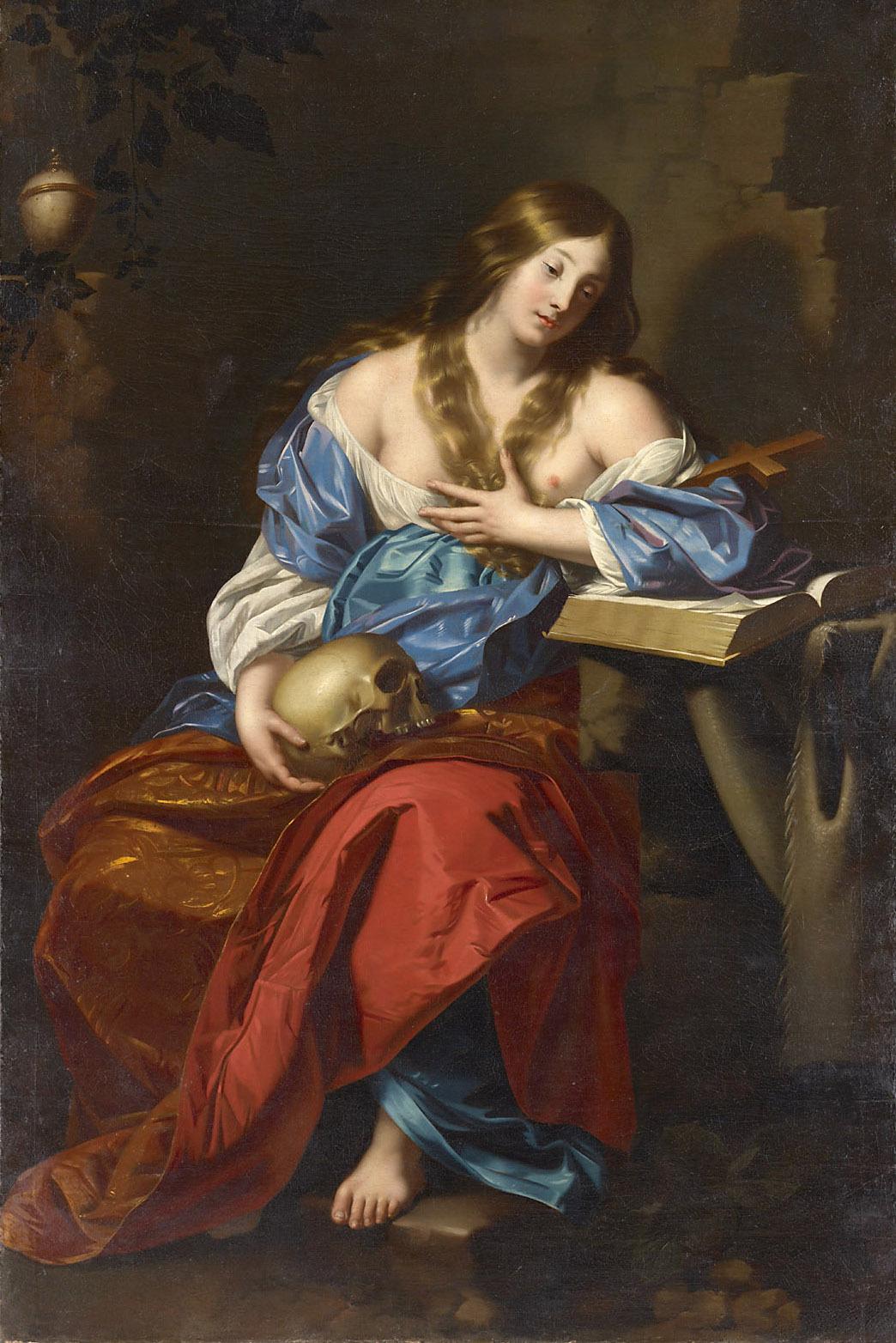 Hl. Maria Magdalena von Nicolas Régnier