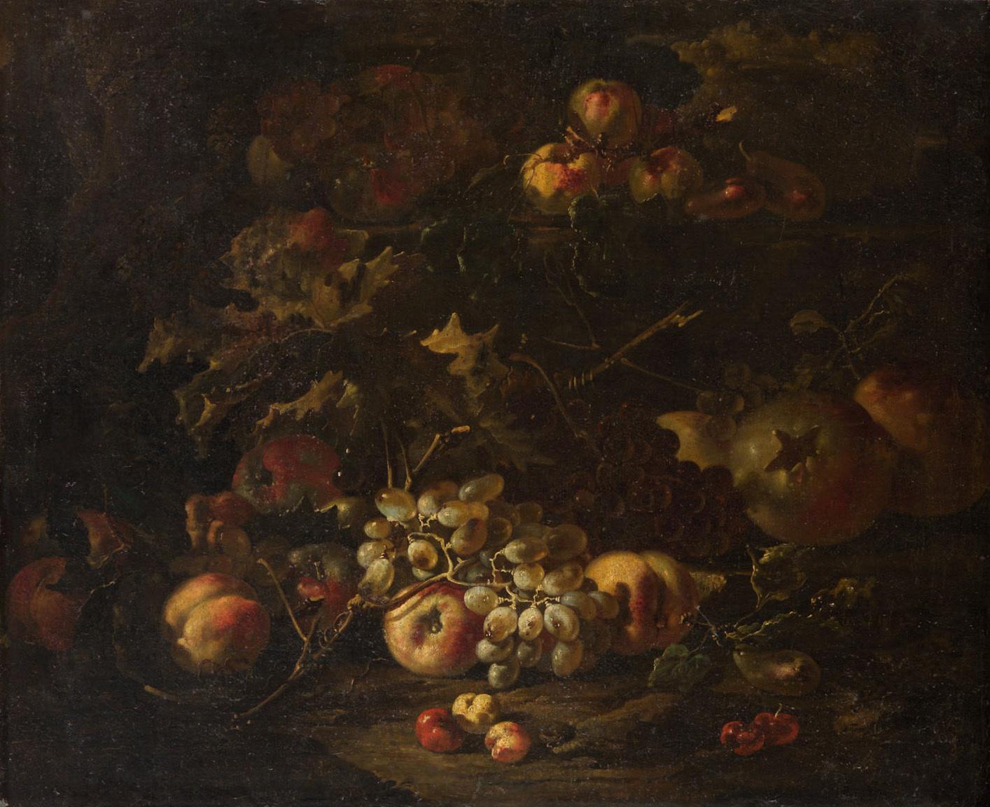 Früchtestilleben von Römisch