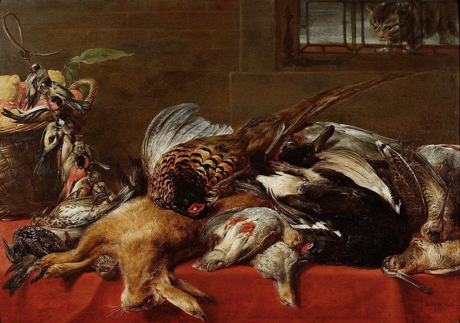 Jagdstilleben von Frans Snyders