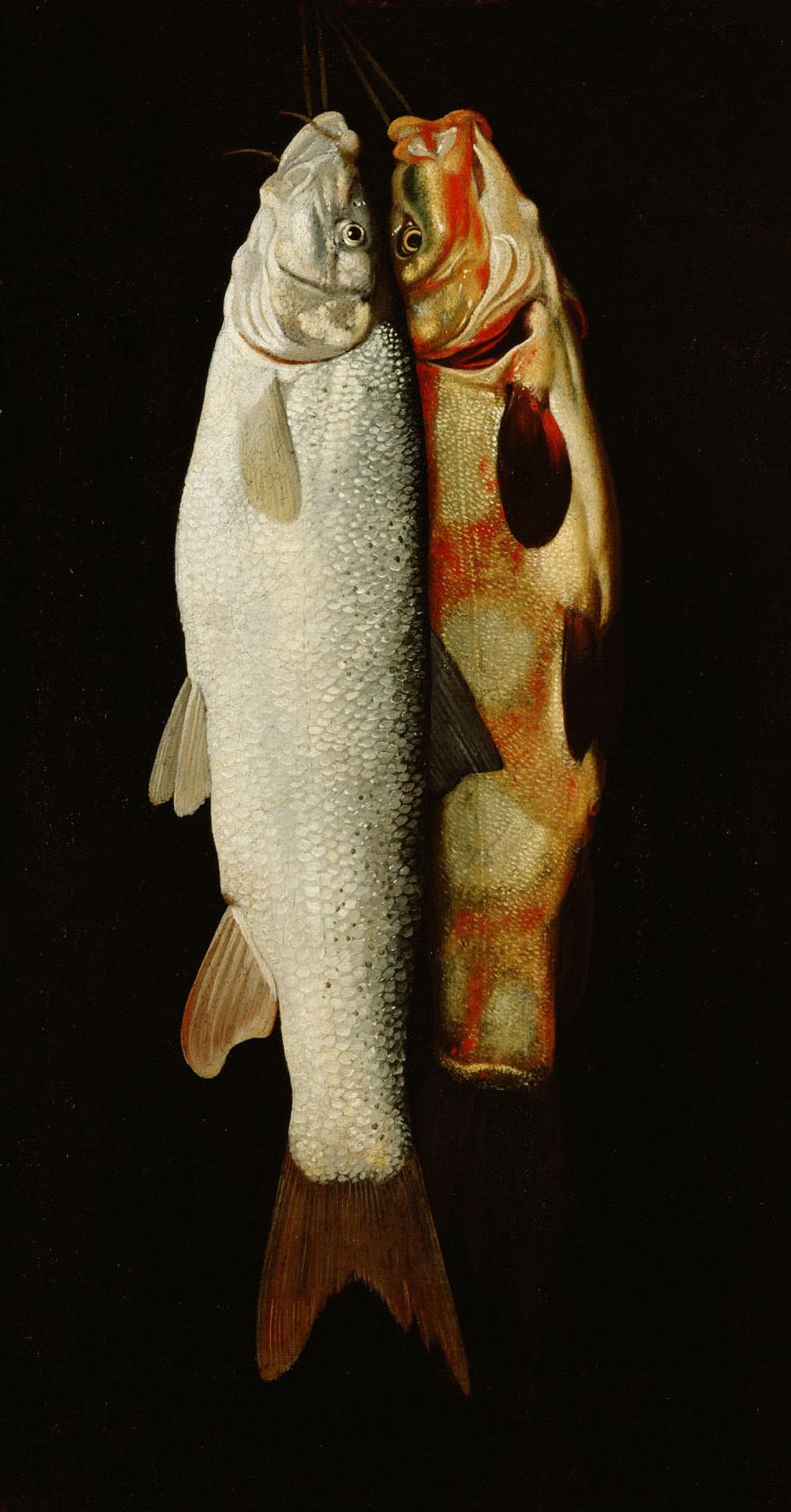 Fischstilleben von Sebastian Stoskopff
