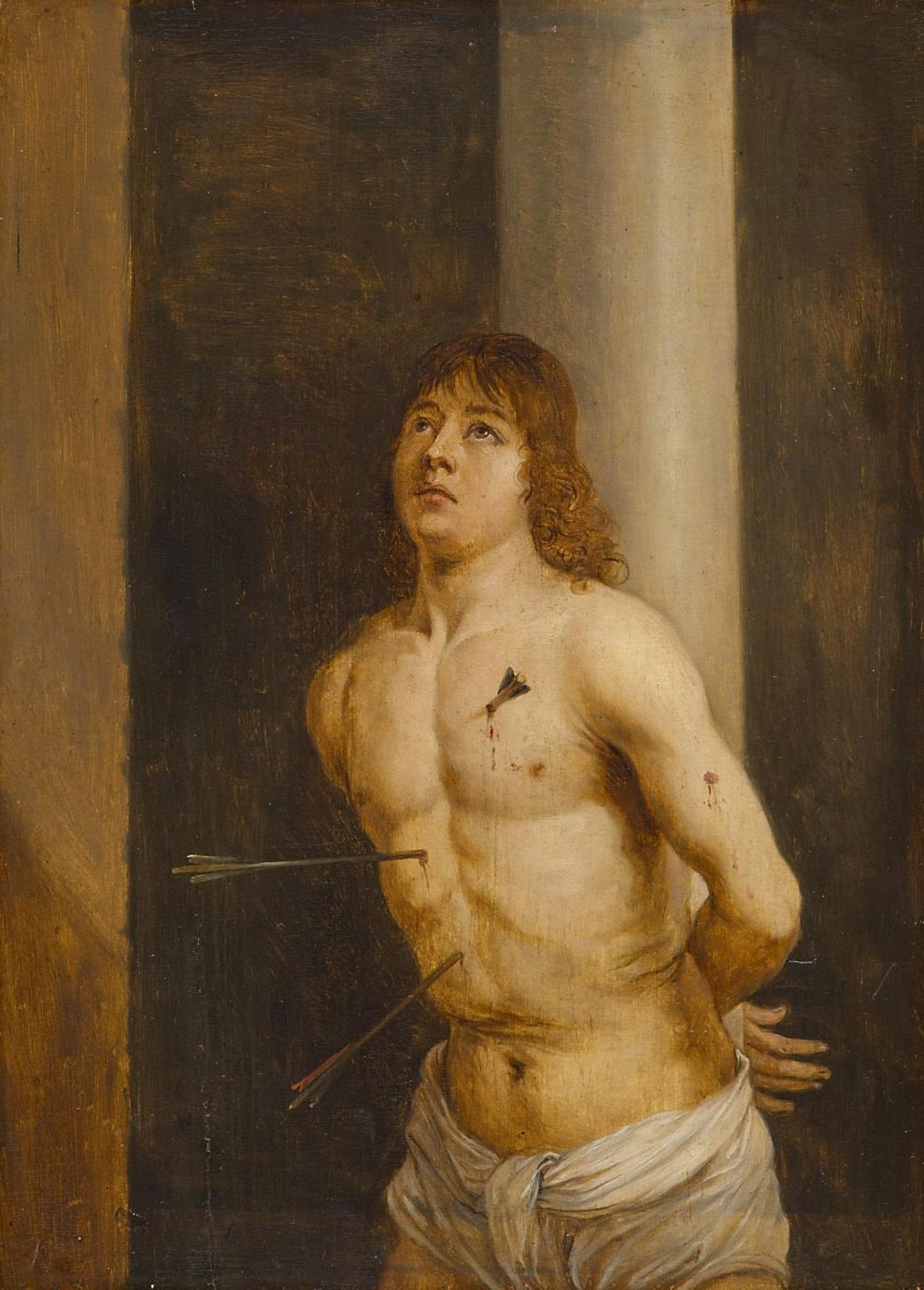 Hl. Sebastian von David Teniers d. J.