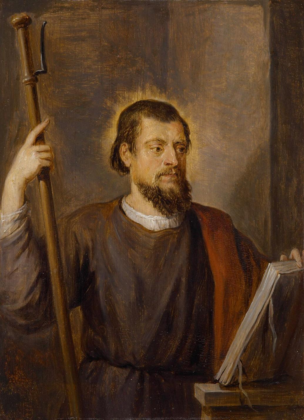 Der Orator Francesco Filetto von David Teniers d. J.