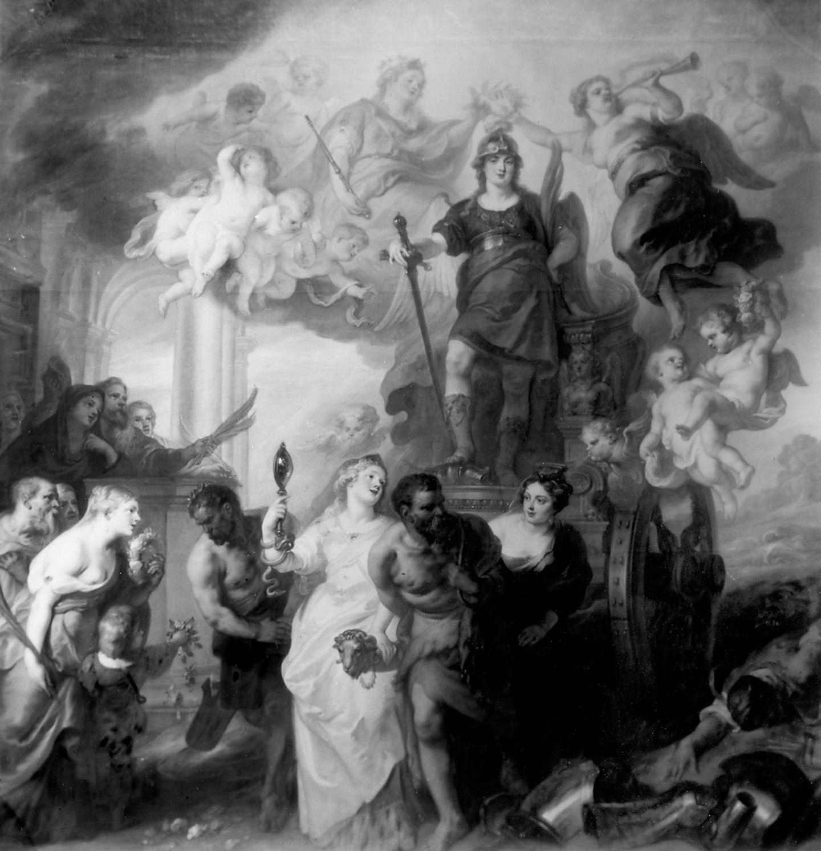 Rückkehr des Friedens von Theodor van Thulden
