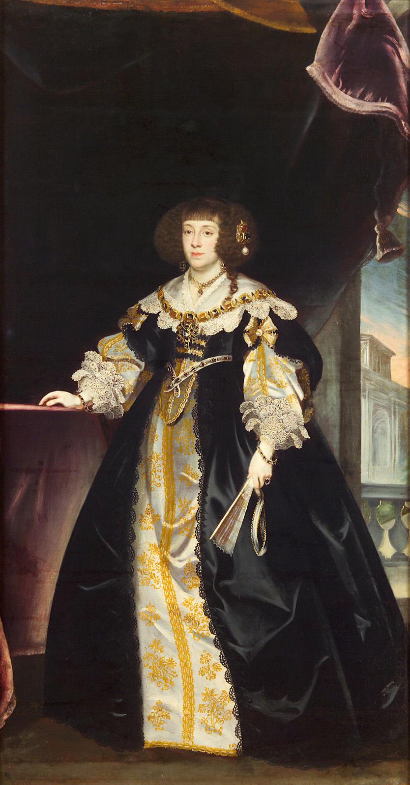 Erzherzogin Cäcilia Renata (1611-1644), Königin von Polen
