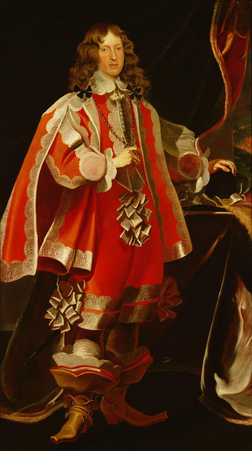 Erzherzog Ferdinand Karl (1628-1662) von Frans Luycx