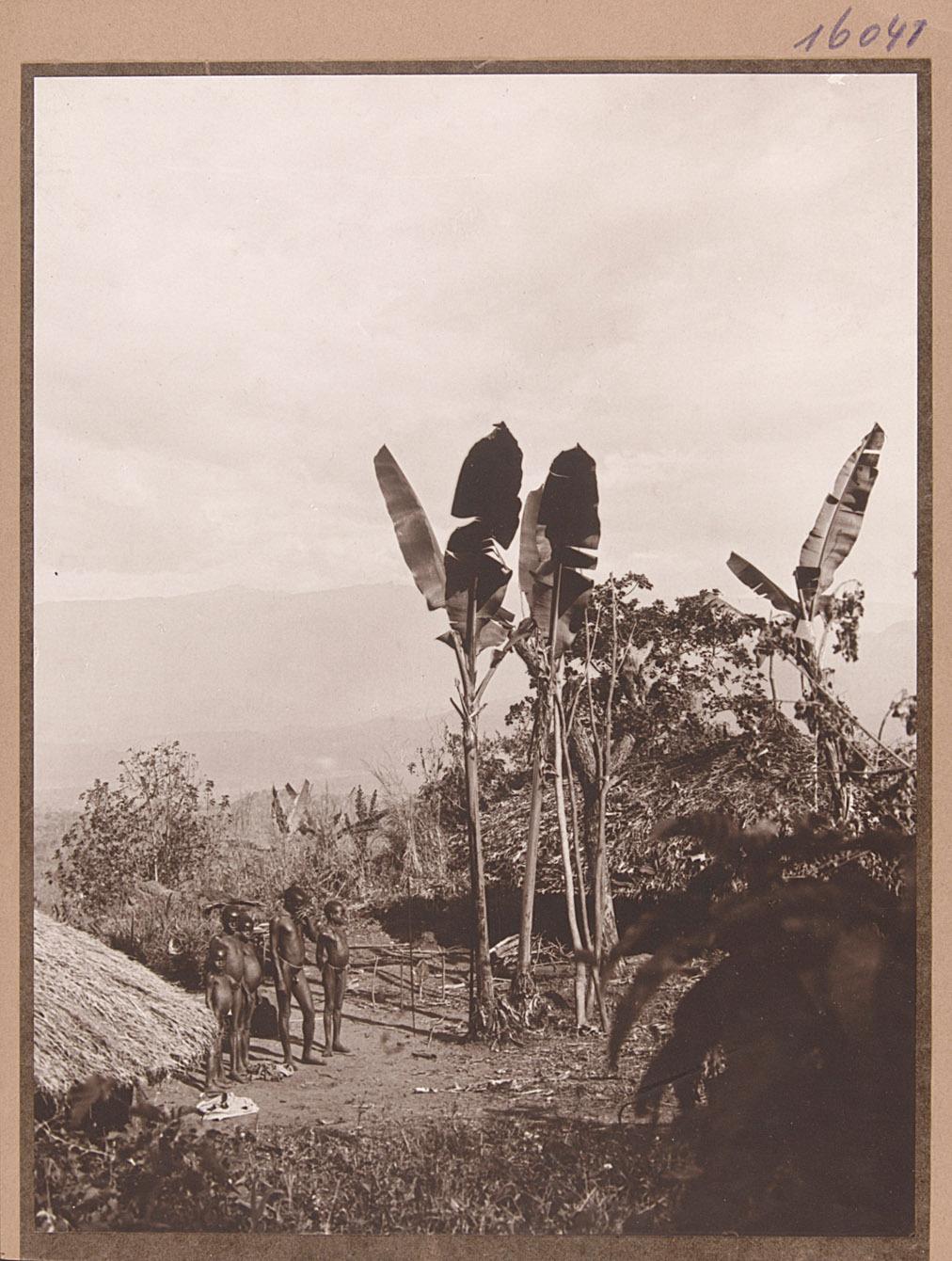Eingeborene von Bujobo von Rudolf Kmunke