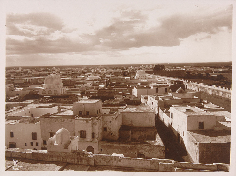 Stadtansicht von Tunis