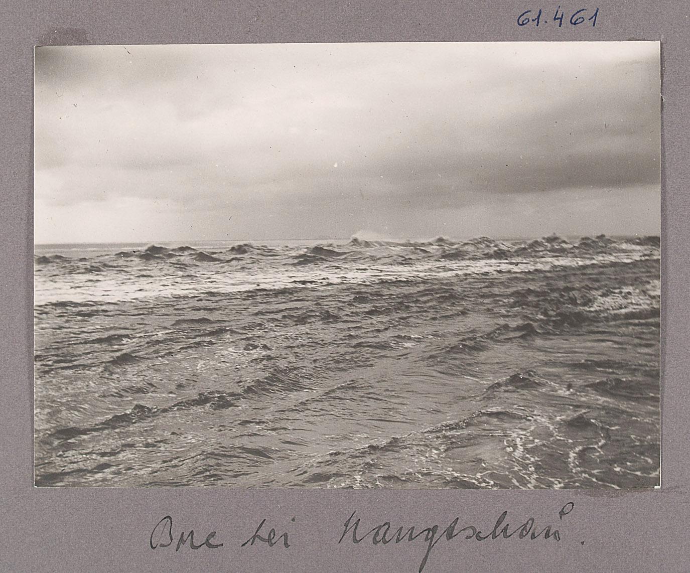Hangtschau. Bare bei Hangtschau von Otto Uhlir