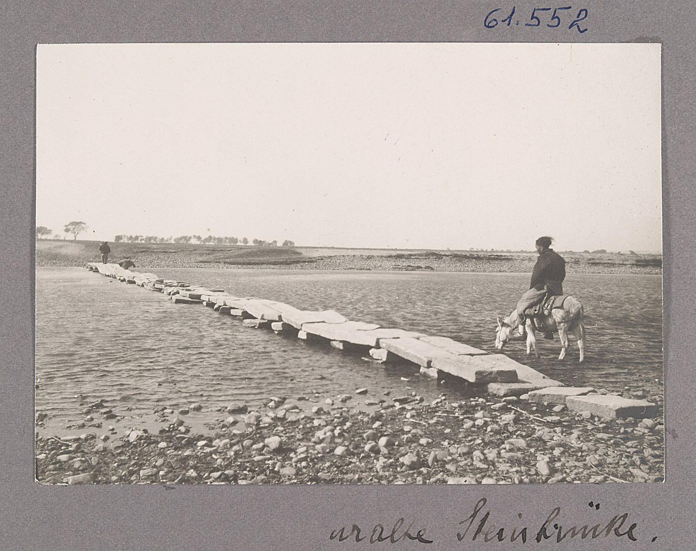 Shan-hai-kuan. Uralte Steinbrücke von Otto Uhlir