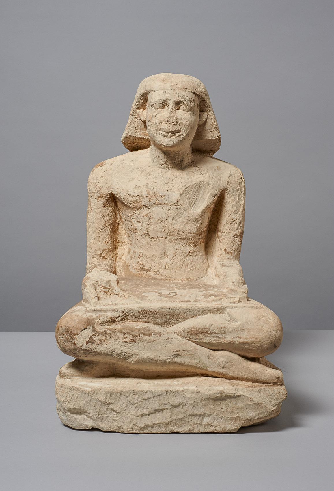 Schreiberstatue des Henka
