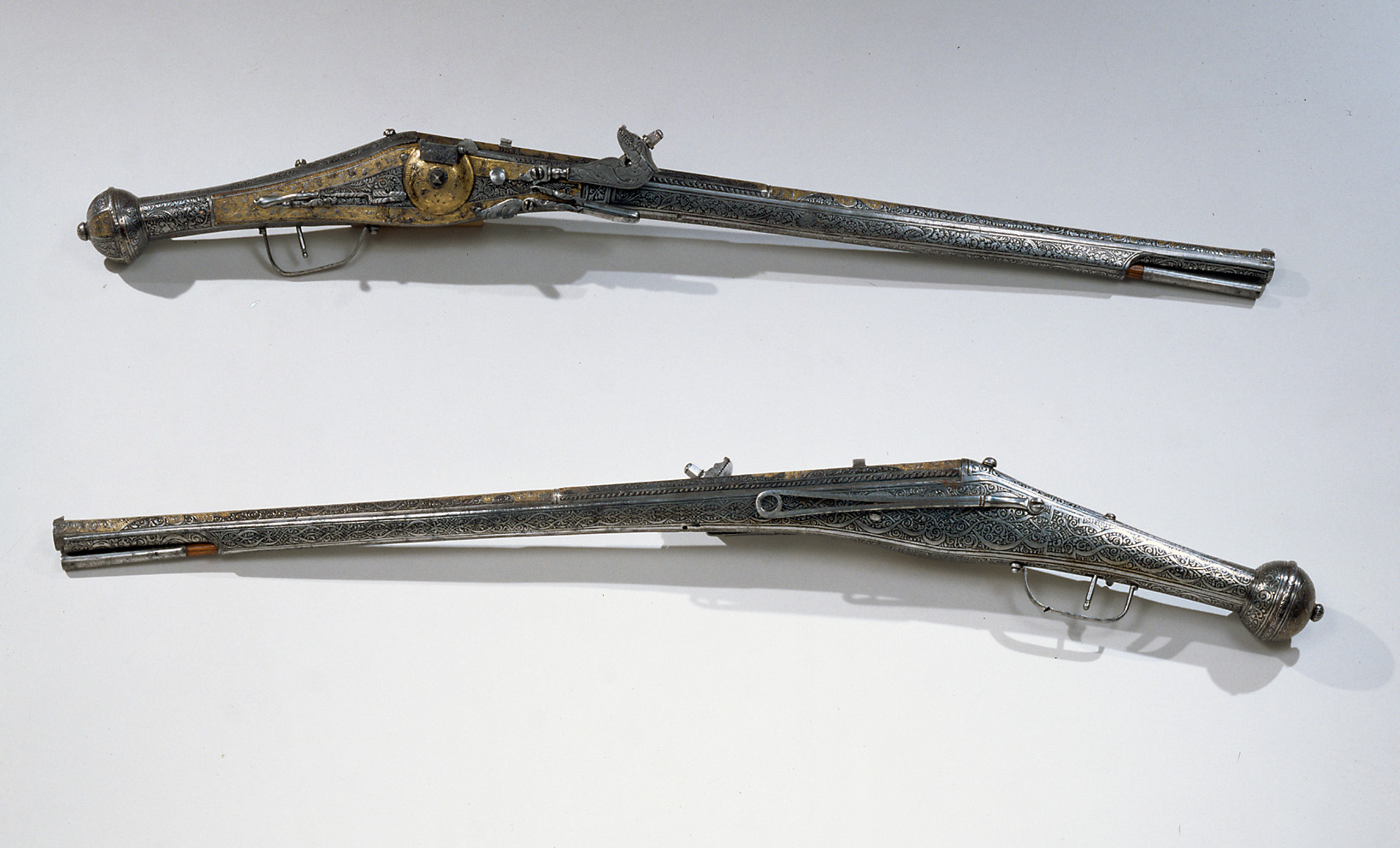 Radschlosspistole (langes Faustrohr)