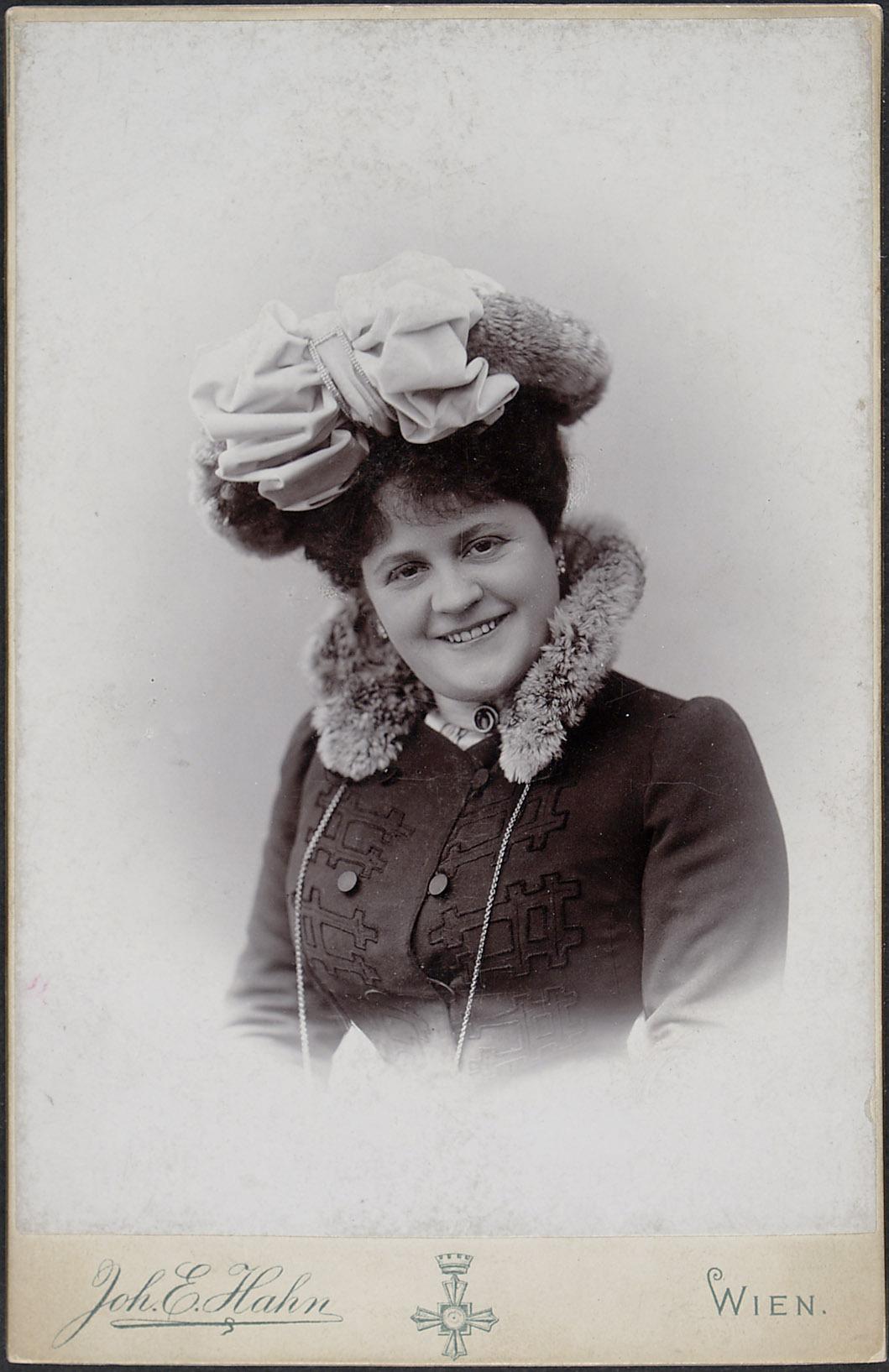 Irene Szohner von Johann E. Hahn, Wien