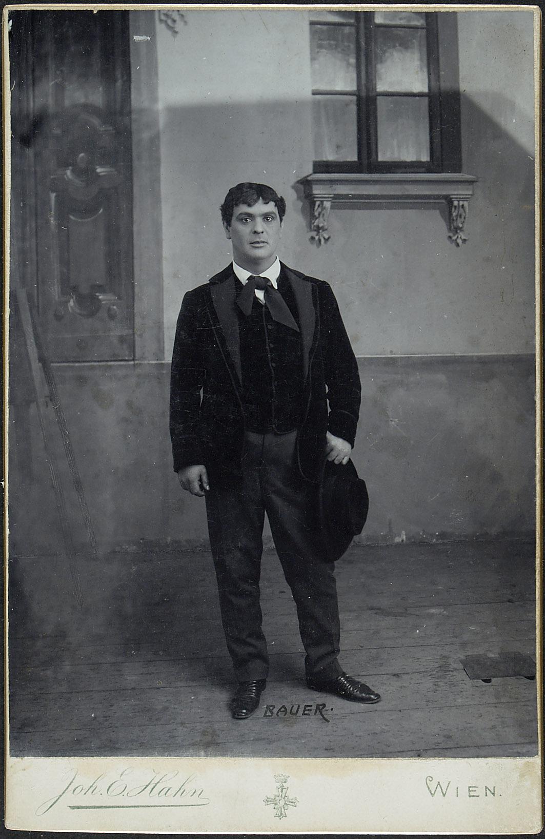 Herr Bauer von Johann E. Hahn, Wien