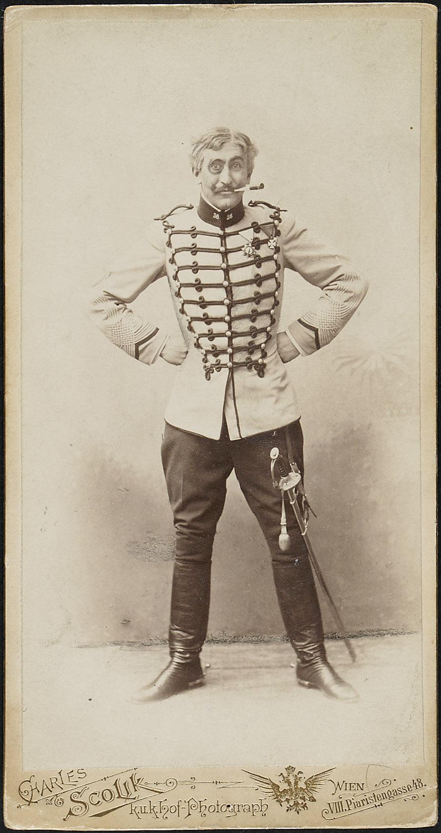 Herr Jensen von Charles Scolik, Wien