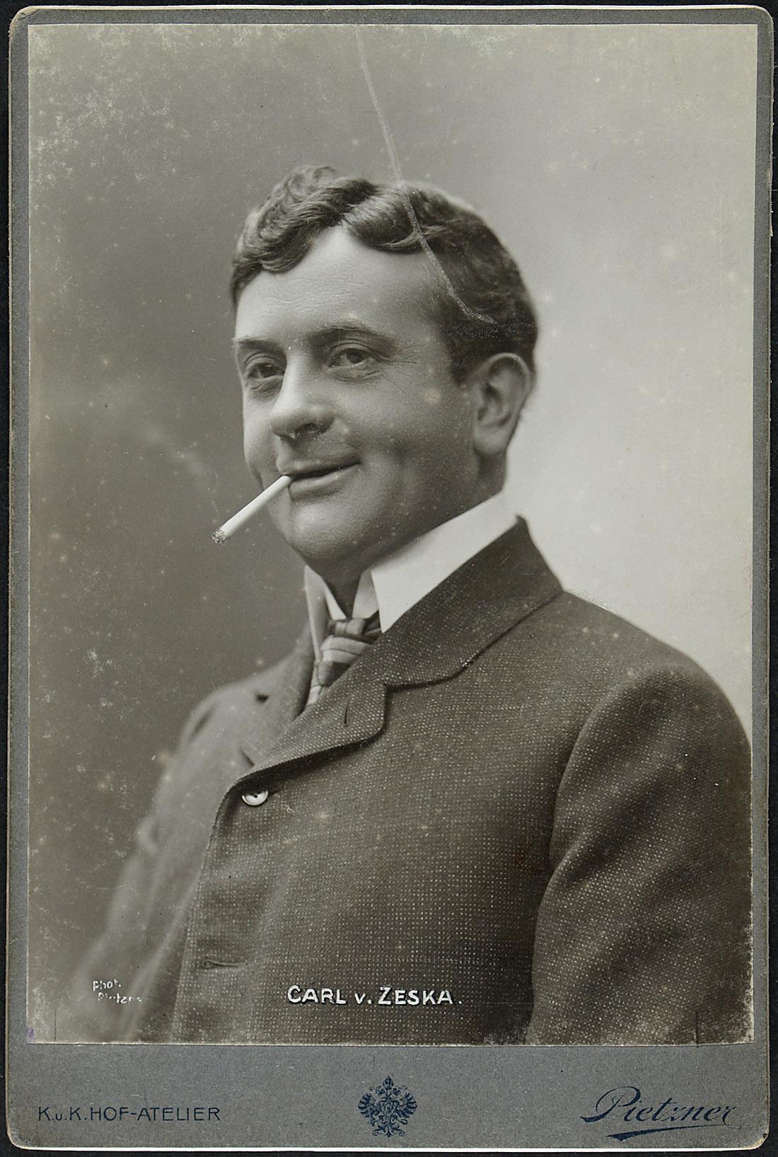 Karl Zeska von Carl Pietzner