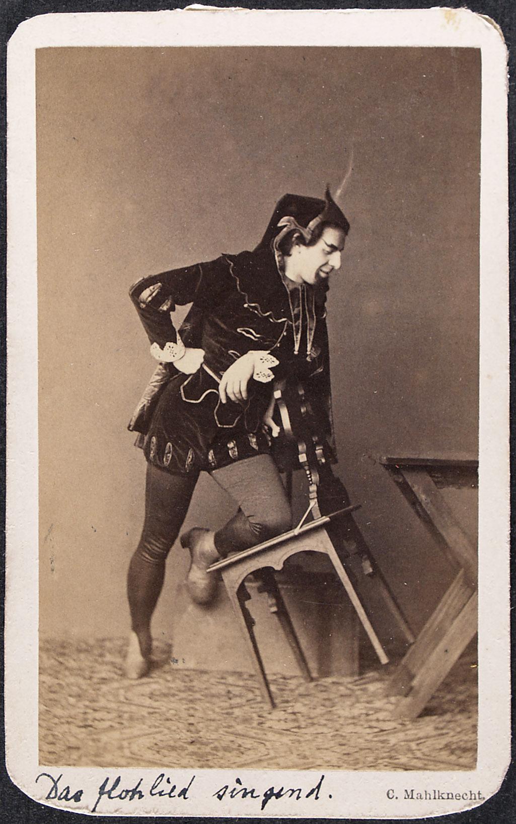 Josef Lewinsky von Carl Mahlknecht