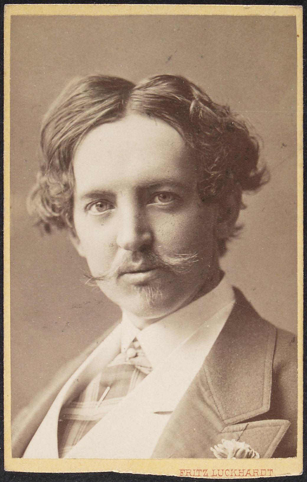 Arthur Seymour Sullivan von Fritz Luckhardt, Wien