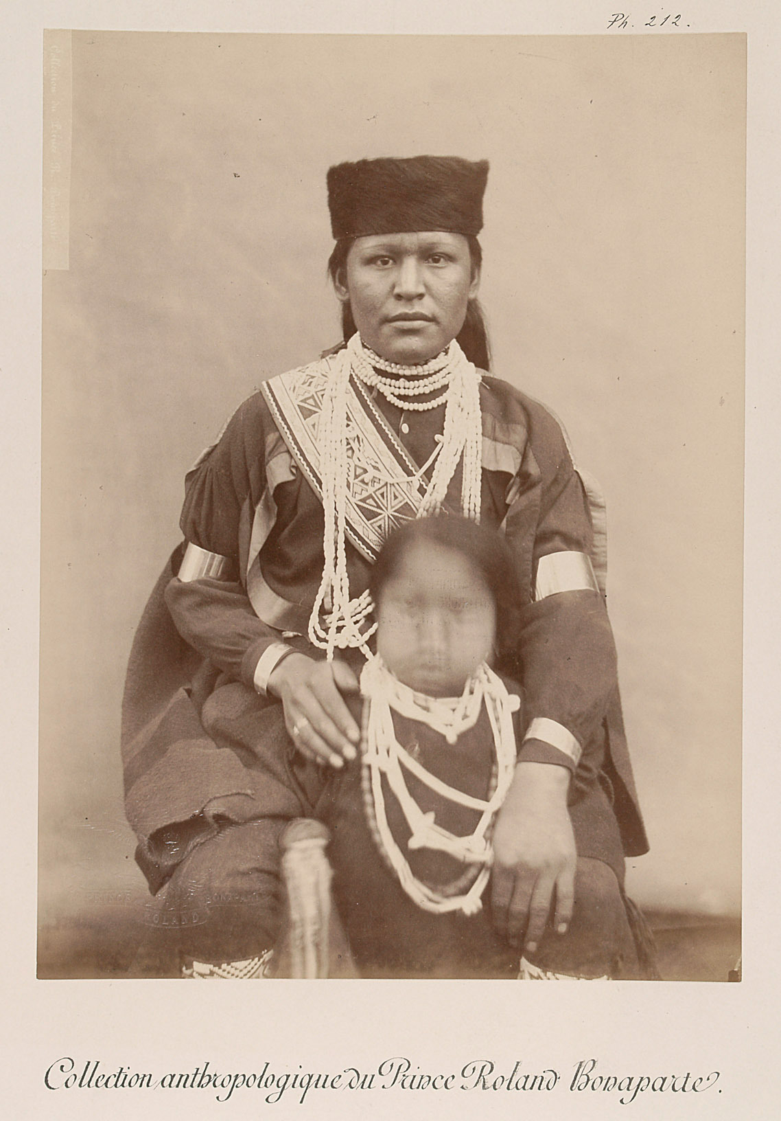 Cat - Ingh-rhanga, junger Mann von Prinz Roland Napoléon Bonaparte