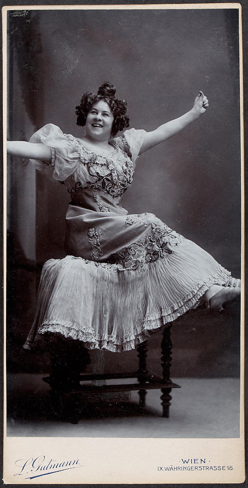Betty Seidl von Ludwig Gutmann, Wien