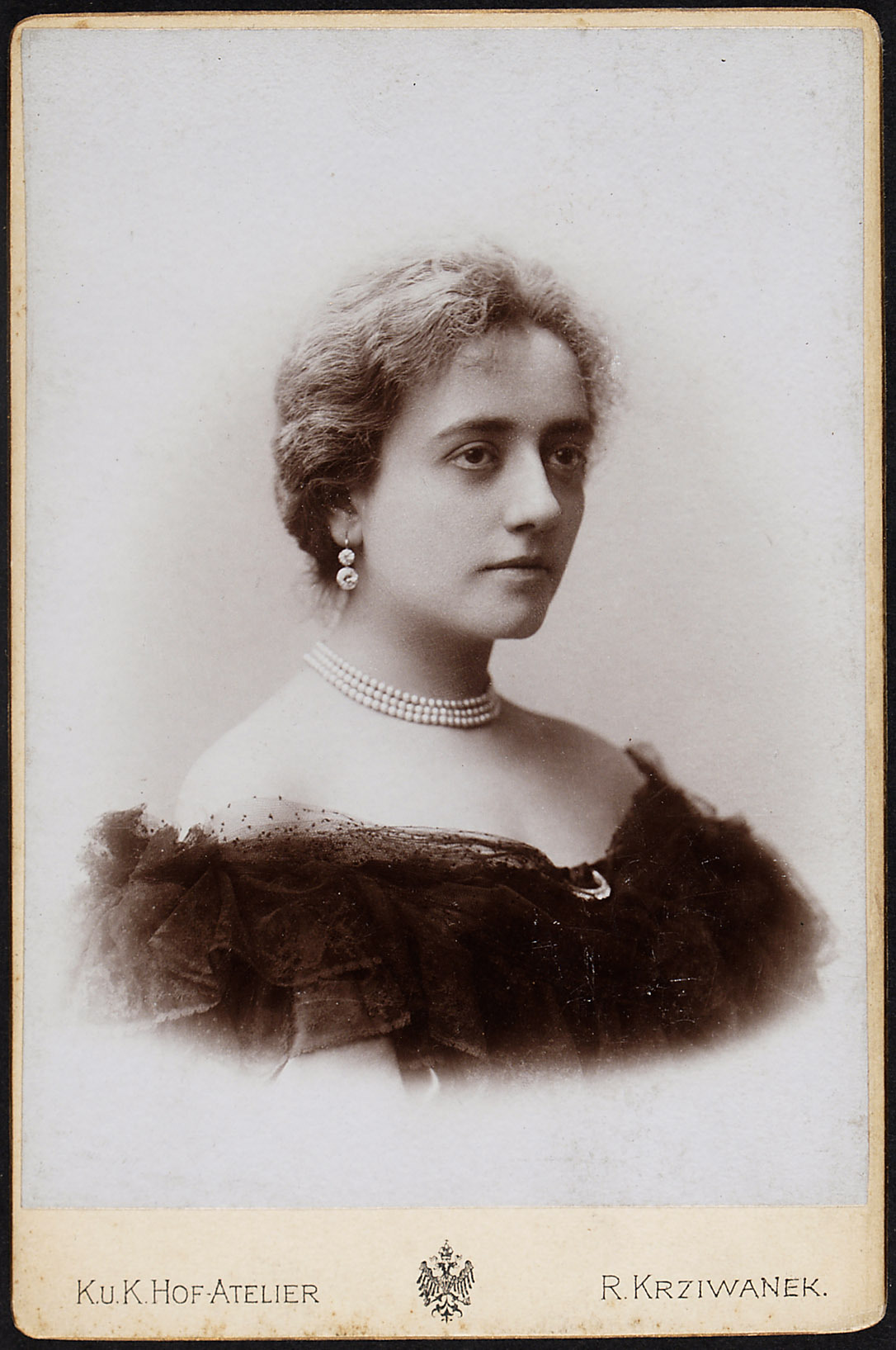 Irene Sironi von Atelier Rudolf Krziwanek, Wien