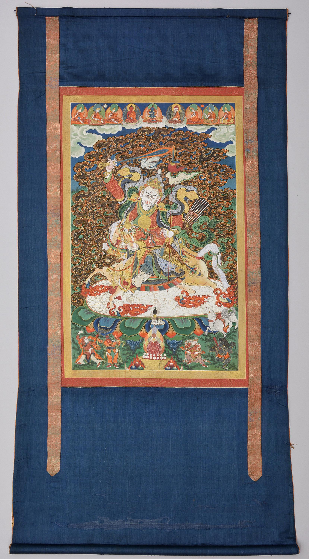 Tshangpa Karpo