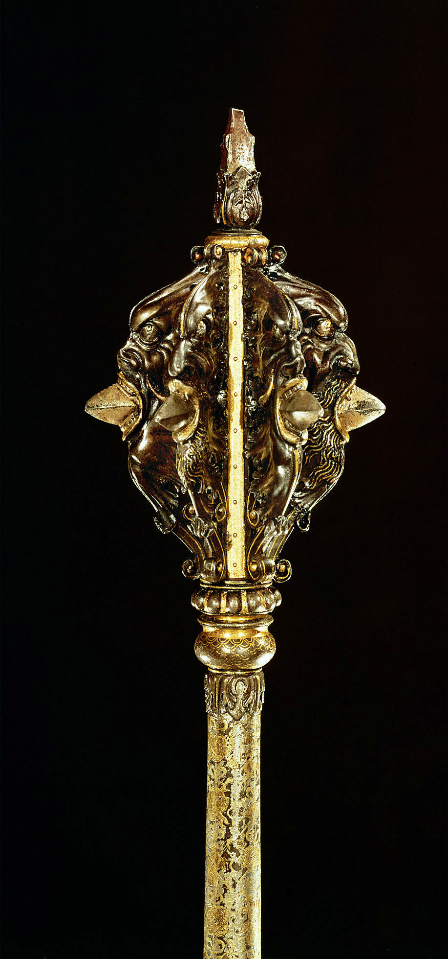 Streitkolben zum Prunkharnisch  Alessandro Farneses von Herzog Alessandro Farnese