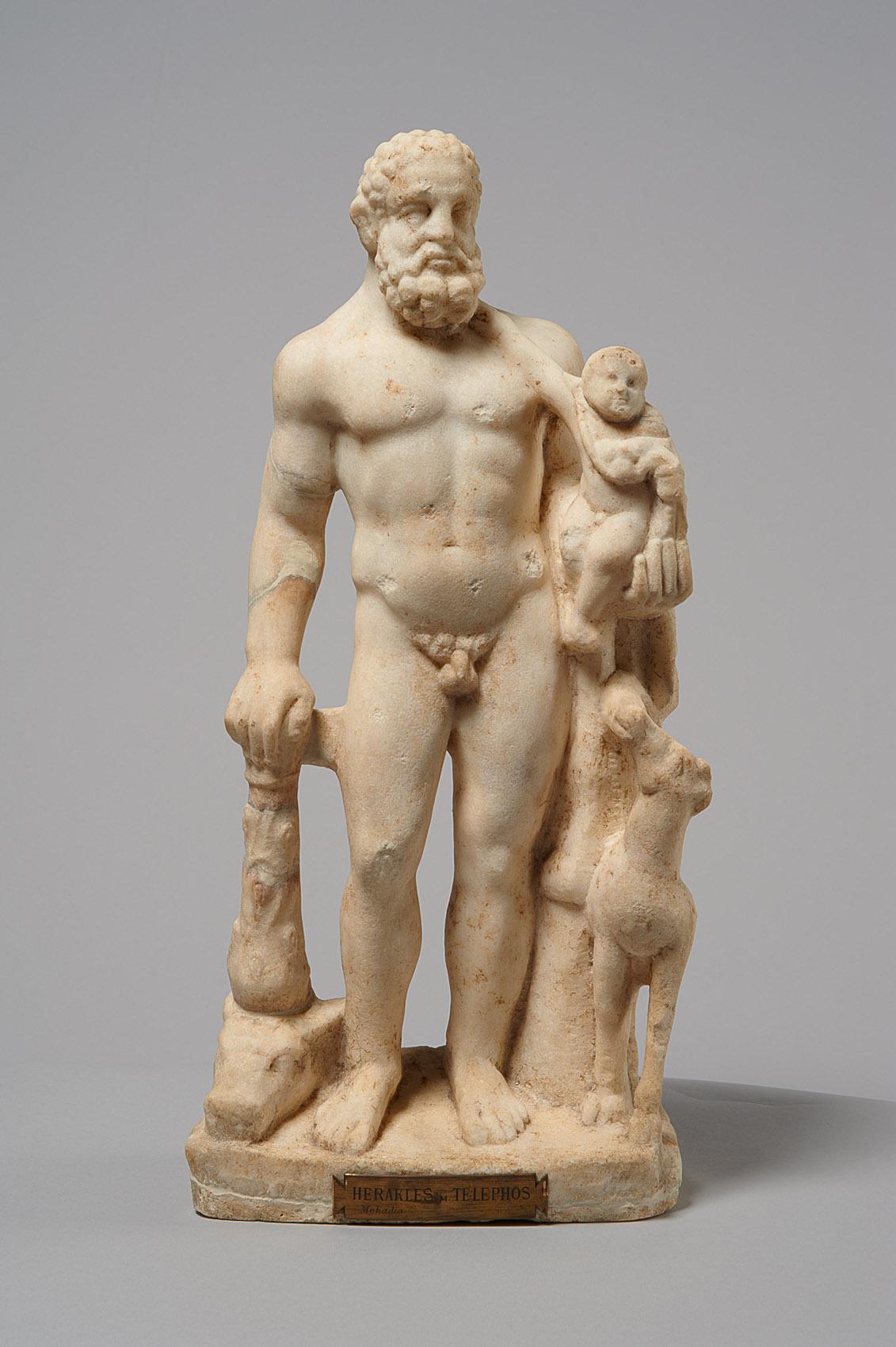 Hercules mit Telephosknaben
