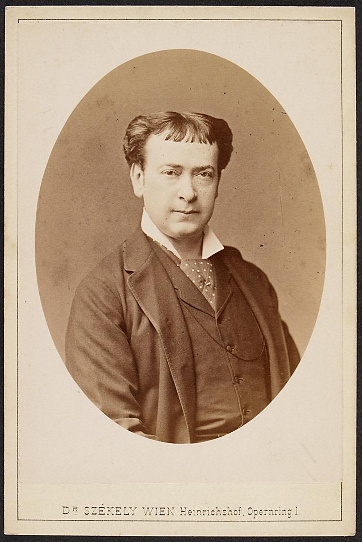 Adolf Ritter von Sonnenthal von Dr. Josef Szekely