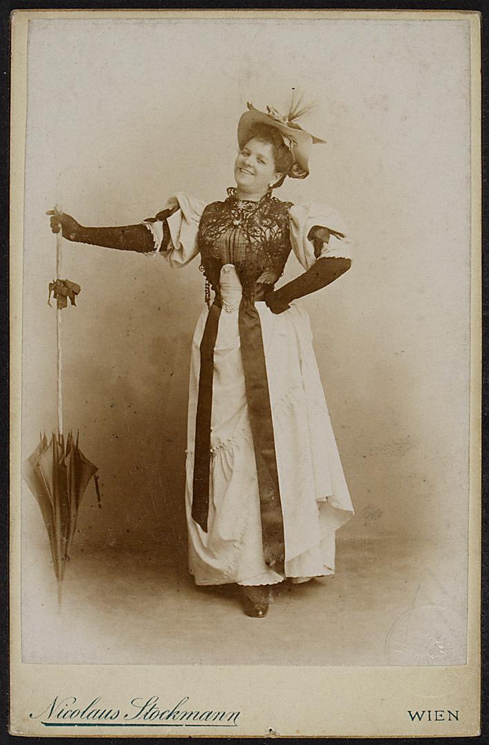 Julie Kopacsi-Karczag von Nikolaus Stockmann, Wien