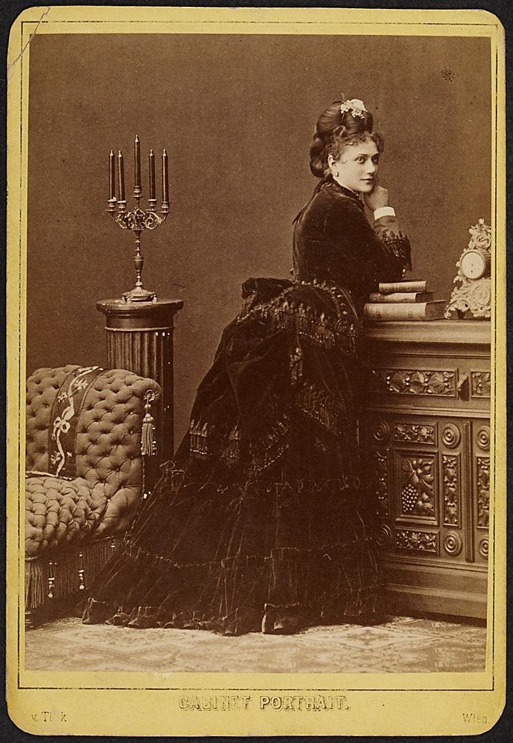 Adele Heyse von Othmar von Türk, Wien